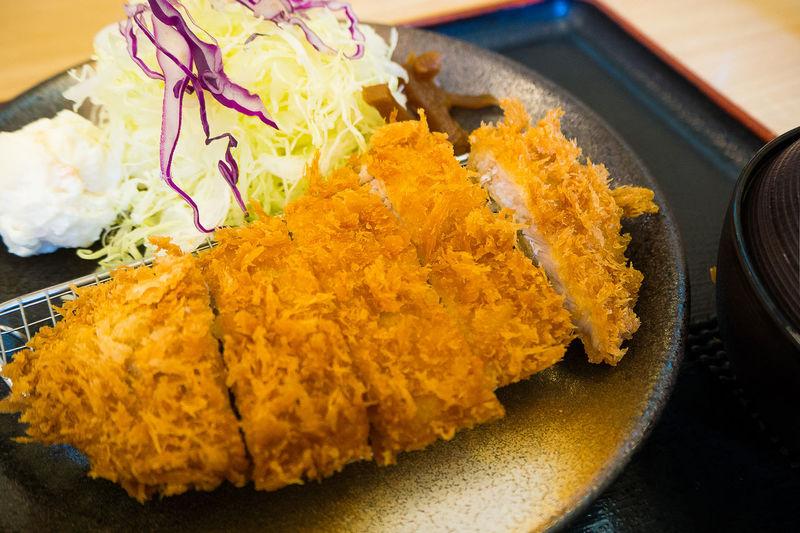 The Tonkatsu or Chicken Katsu morning set japanese food unblock plate Chicken Katsu Japan Tonkatsu Restaurant Tonkatsu Miso Ramennnnnnnnnn!!!!!!!! /:0 Chicken Katsu Katsu Tonkatsu Meal Tonkatsu Rice Tonkatsu Set