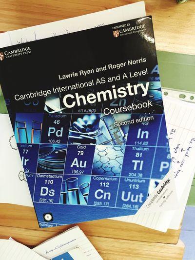 My Student Life A-level Chem