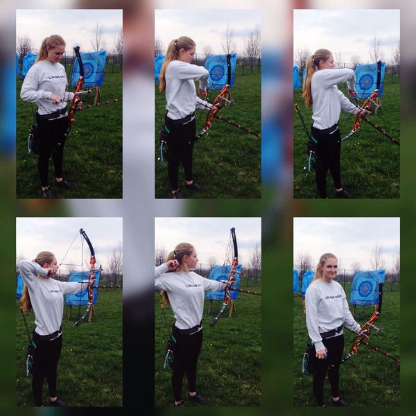 Archery Arrow Hoyts Compound Like Bow That's Me