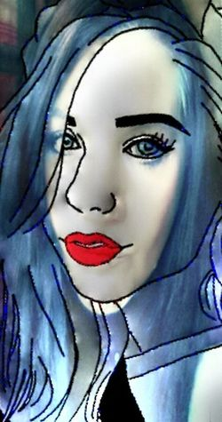 Hanging Out Taking Photos Check This Out That's Me Hello World Cheese! Funny Faces Cartoonized Cartoon Effect