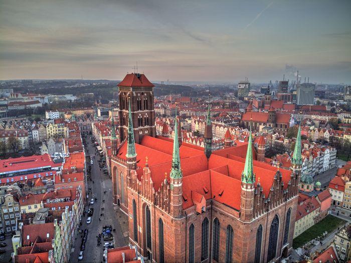 St.marys church gdansk