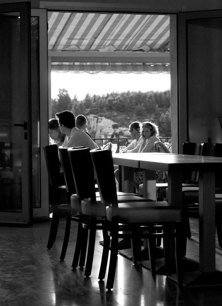 Blackandwhite Black & White Street Photography Monochrome Noir Et Blanc Noiretblanc Les Baux De Provence Shades Of Grey
