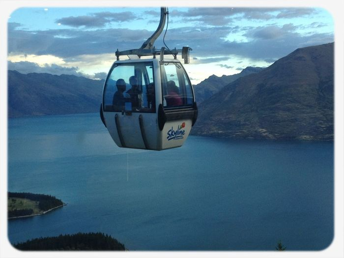 Travelling in Queenstown. The view is just amazing! Holidays