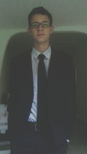 Boy Terno Model