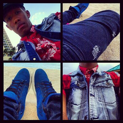Was At the Beach Coolin