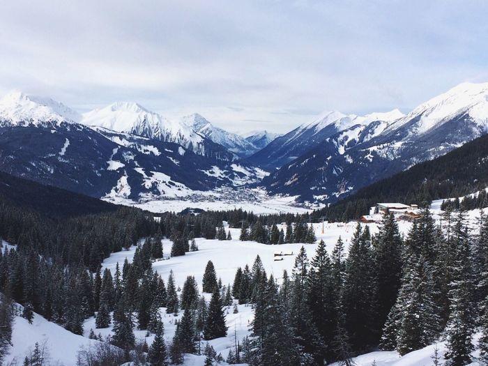 Love mountains Winter Wonderland Winter Skiing Austria Skigebiet