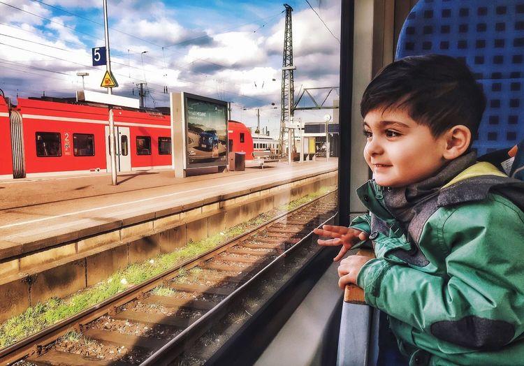 Deutsche Bahn Deutschland Germany Children Railway Onlyiphone