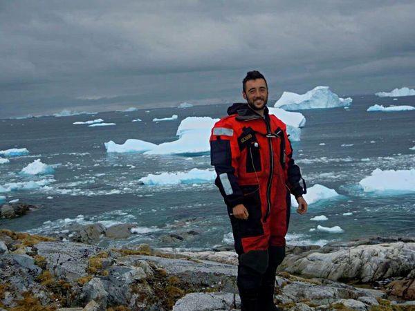 Caletacierva Antartica Ice Iceberg Sea Cloud - Sky Beach Nature Paradise Travel World Daylight Dreams Saylor Navigation
