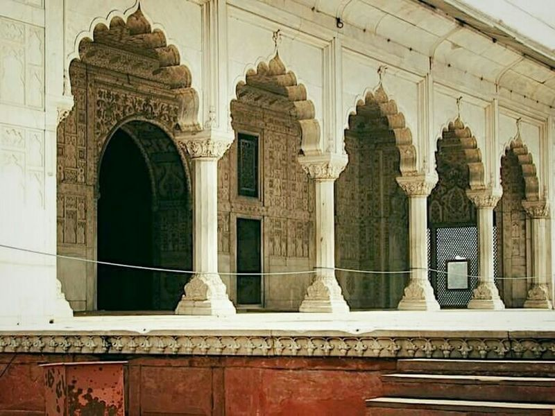 Historical Monuments Historical Building Red Fort New Delhi India Incredible India Incredibleindia Discover Your City Architecture EyeEm Best Shots - Architecture