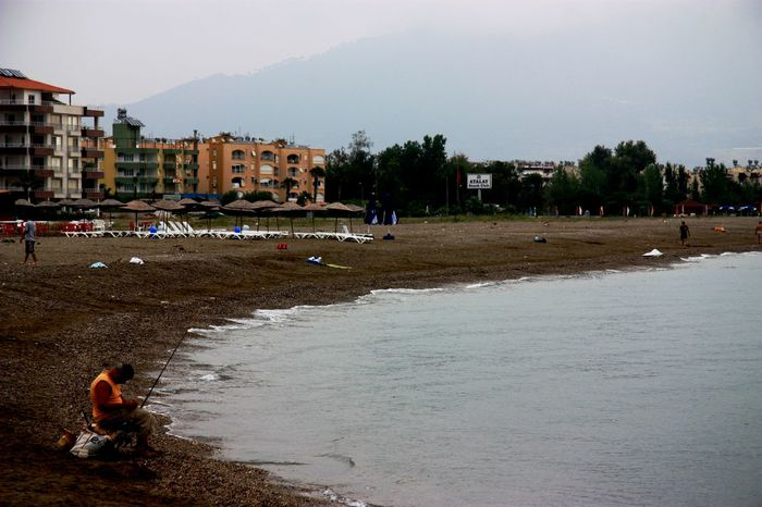 100707 Anamur Beach Galpay Holiday Destination Kumsal Nature Outdoors Tourism Turkey