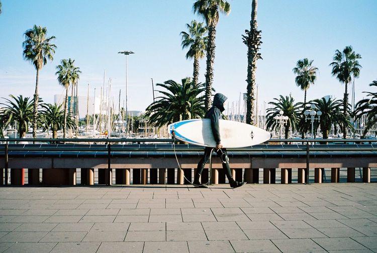 Barcelona Kodak Portra 35mm Film Film Streetphotography Everyday Lives OpenEdit Enjoying Life Walk This Way