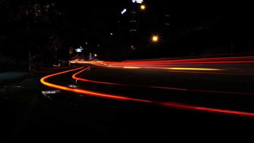 Night Life Nightphotography Lowlightphotography Long Exposure Light Painting Colorsplash Midnightmemories Shivajinagar Pune Puneinstagrammers Puneclickarts Punediaries Punekar Pune, India Light Trail