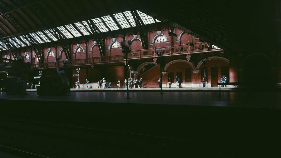Estação Da Luz