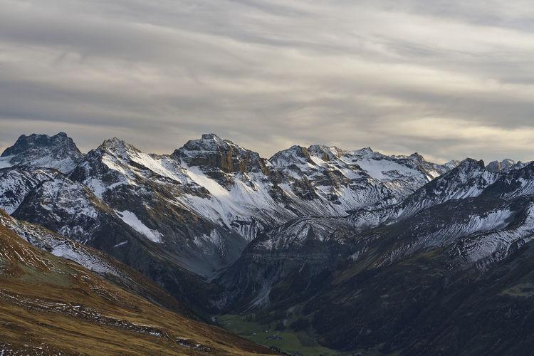 Photo taken in Davos, Switzerland