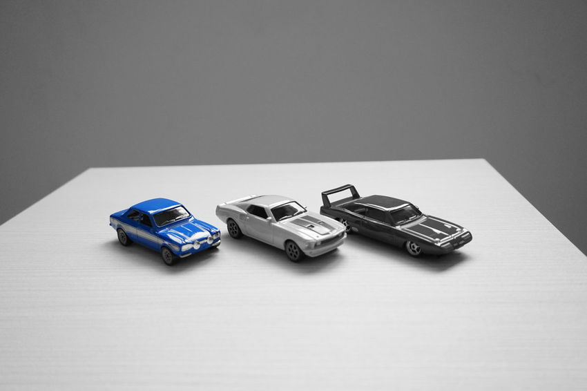 my toy car collection My Toy My Toy Car Toy Car Toy Cars Fast And Furious 7 Fast And Furious Fast And Furious 8 Vin Diesel❤️ Vin Diesel Ford Escord MK1 Ford Mustang Dodge Challenger Dodge Charger Dodge Charger Rt Dodge Charger Daytona Dodge Charger SS Gray Background Table Close-up Medium Group Of Objects Toy