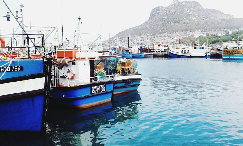My Year My View Nautical Vessel Water Outdoors Mode Of Transport Transportation Waterfront No People Sky Day Adventure Cape Town Scenics Sea Harbourtown South Africa Houtbaymarket Houtbay