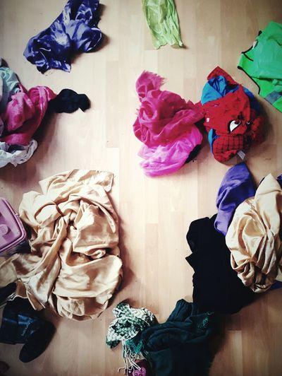 Before Ten Things On The Floor Superhero Costumes Colour Bedroom