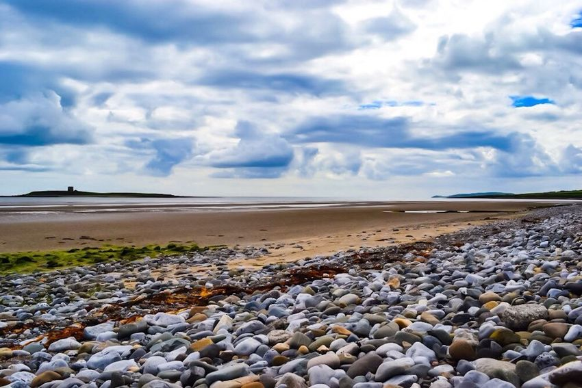 Pebble Beach Cloud - Sky Shore Nature Pebble Beach Sky Tranquil Scene Water Tranquility No People Beauty In Nature Sea Day Outdoors Scenics Horizon Over Water