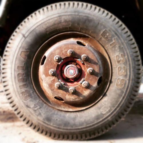 Tyred Circular