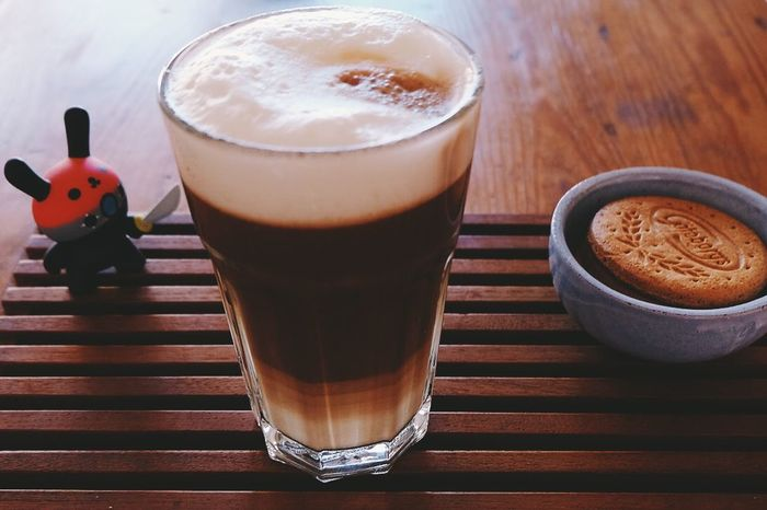 Coffee At Home Latte Coffee Milk