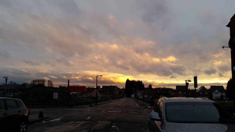 Moston Manchester 0161 Manchester Sunset Sunset Sunshine