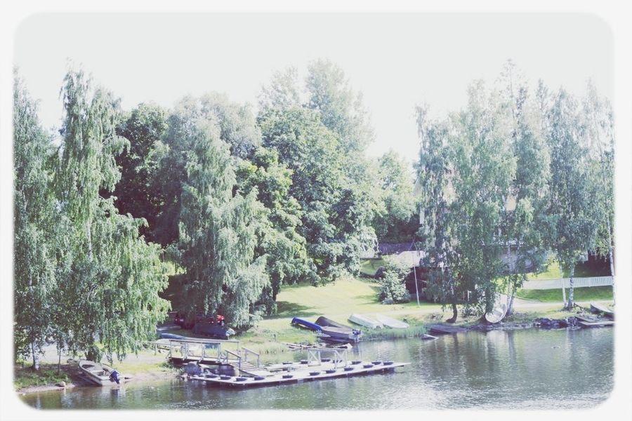 Valkeakoski Green Lake Summer