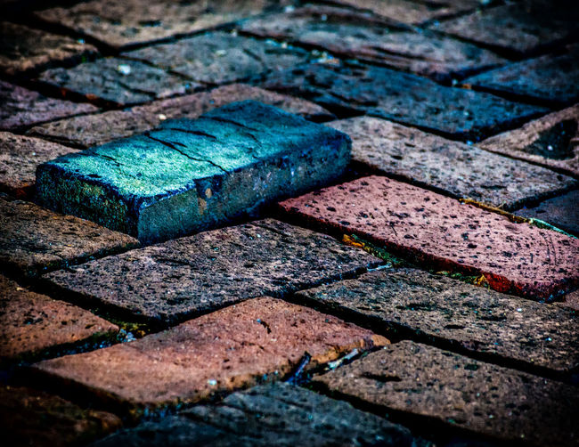 One brick to rule them all... Check This Out Taking Photos Relaxing Enjoying Life Brick Brickporn Brickcollective Sidewalk Sidewalk Discoveries Sidewalk Photograhy Urban Urbanexploration Urbanexplorer Random Simplicity Simple Photography Nikon Nikonphotography Eyeemphotography EyeEm Best Shots Coolpic Raeigh