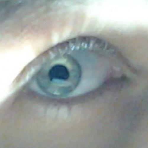 Meu Olho , apenas.