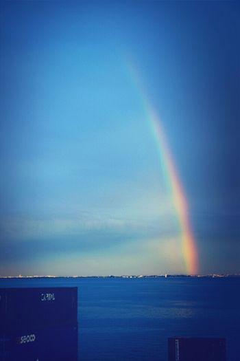 Good Times Rainbow Taking Photos