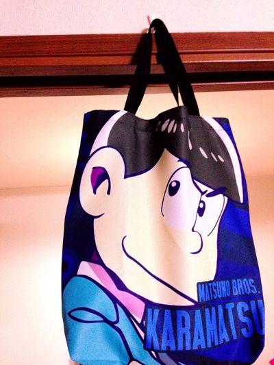 おそ松さん カラ松 カラマツバッグ