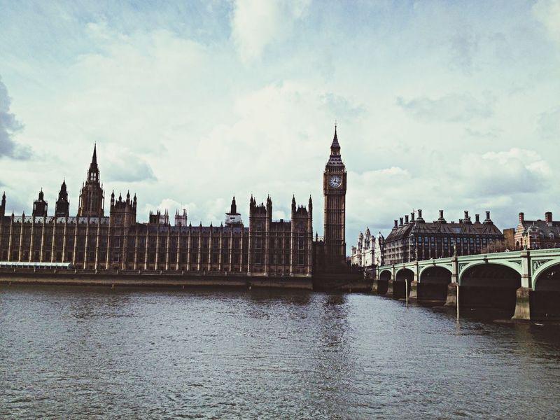 Taking Photos London Bigben