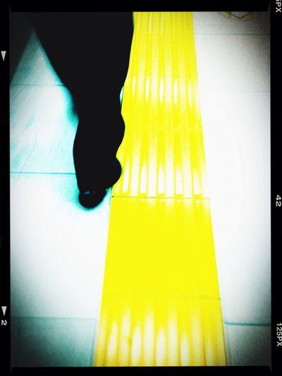 Walking the Yellow