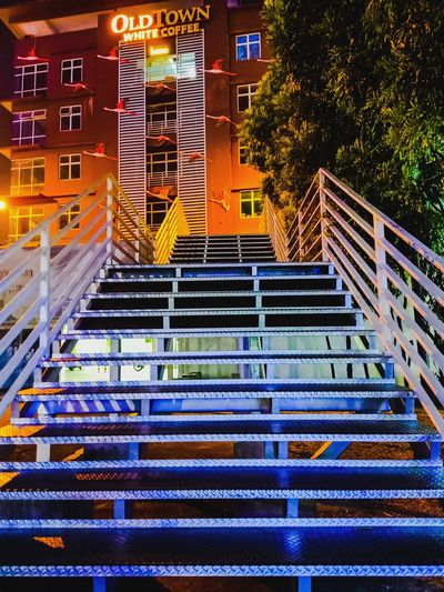 stairway at