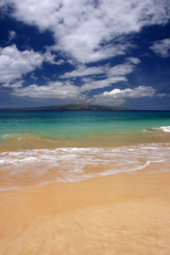 Big beach, maui, hawaii Big Beach Hawaii Makena Makena Beach Maui Travel Beach Beauty In Nature Hawaiian Horizon Over Water Nature No People Sand Scenics - Nature Sea Summer Tranquil Scene Tranquility Tropical Turquoise Water Wave