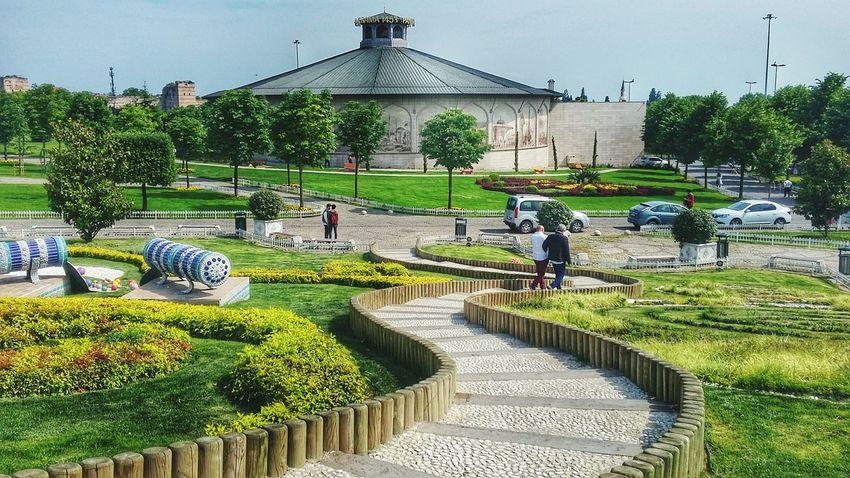 Panaroma 1453 TopKapı Istanbul Museum History Istanbulunfethi 1453 Nature City Müze Tarih  💪❤