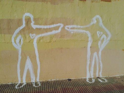 Graffiti Hello World