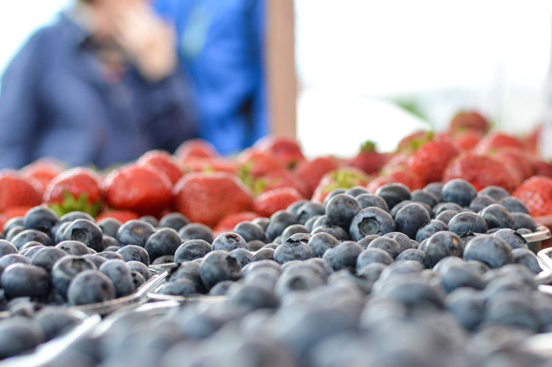 Summer time at Kuopio market place! Blueberries Strawberries Kuopio Berries Healthy Eating Fruit Healthy Lifestyle Market Women Retail  Consumerism Business Finance And Industry Market Stall Farmer's Market Street Market Market Vendor