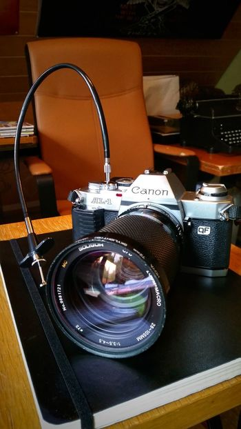 Analog Camera Canon AL-1 Analog Photography Vintage Camera
