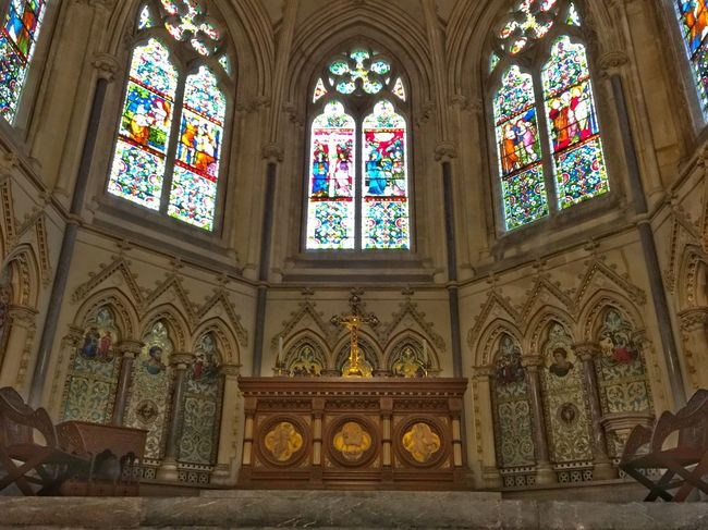 Tyntesfield. National Trust. Somerset. UK. Tyntesfield Nationaltrust Somerset England IPhoneography Chapel