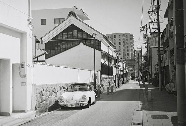 Nikon S2 Film Japan Photo Film Camera 35mm B&w Blackandwhite