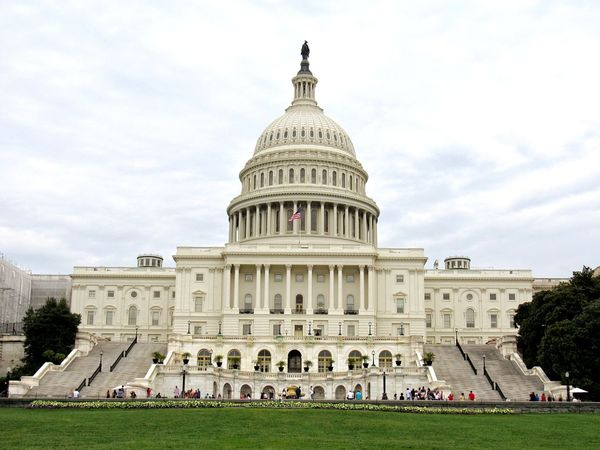 US Capitol, Washington DC. Washington, D. C. Capitol Building Architecture Capitol Building Dome White Column Columns And Pillars Symmetry Symmetrical EyeEmNewHere