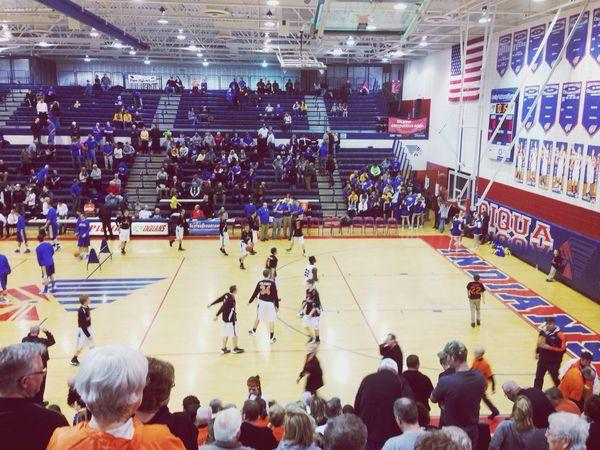 Basketball Tournament Pawsup ??