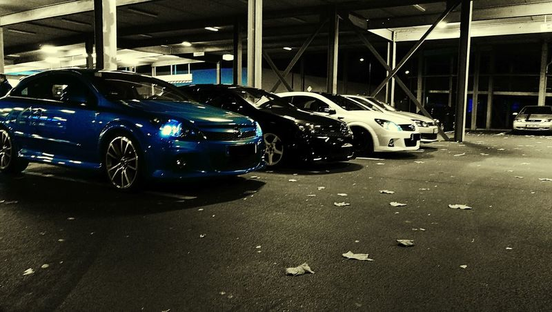 ,astra H Opc OPC Opel Car Blue