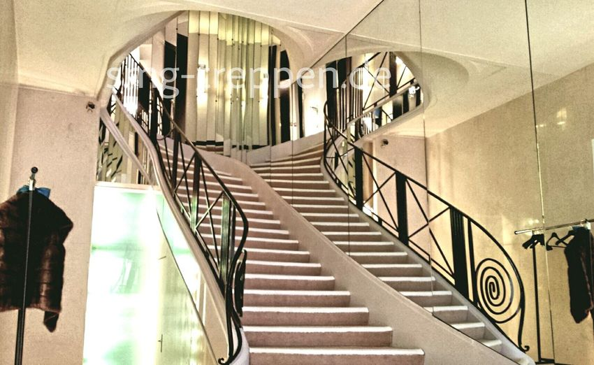Greetings to all of you from Paris ? This Staircase is in the house of Coco Chanel. Enjoying Life Paris Popular Photos Eye4photography