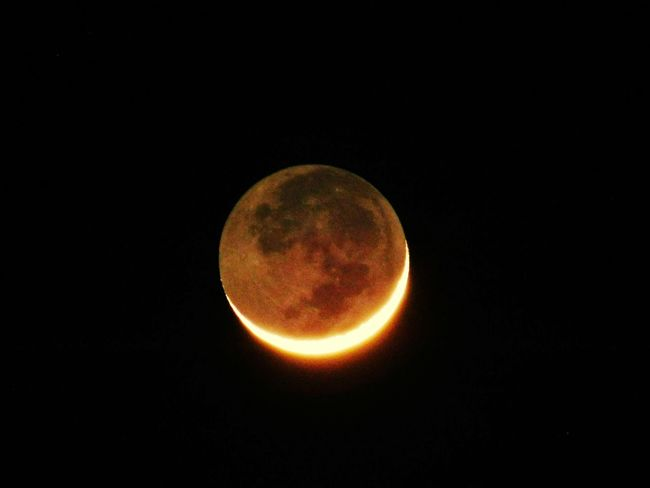 Moon Moon Shots Moonshine Moonphotography Moon Crescent Earthshine Outdoor Photography