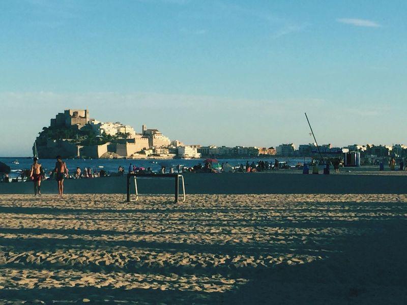 Playa de Peñiscola Peñíscola Beach Photography