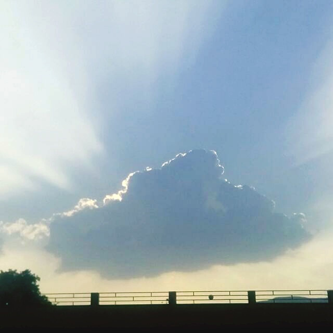 sky, cloud - sky, nature, no people, scenics, beauty in nature, outdoors, day, architecture