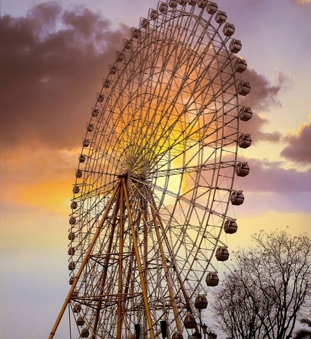 Ferris Wheel , When I Was Child I Like It <3