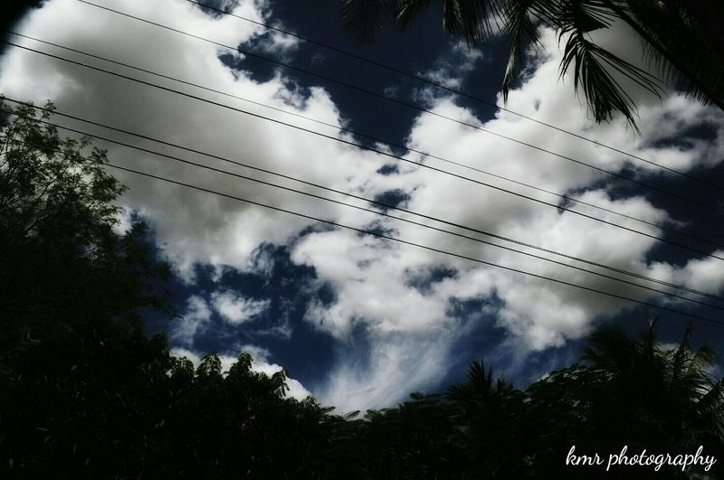 Sky And Clouds Cloud - Sky Beauty In Nature Photography Passion