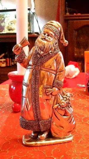 Père Noël Santy  Santa Santa Claus Noel2015 Papa Noel Noël Joyeux Noël 25 December Open Edit Silver  Bell Hello World